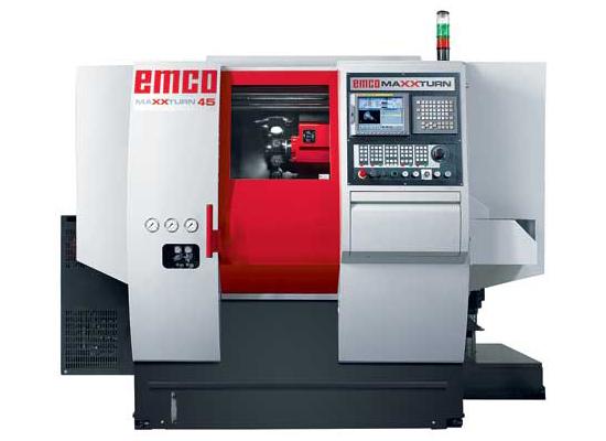 EMCO MaxxTurn 45