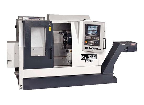 Spinner TC600